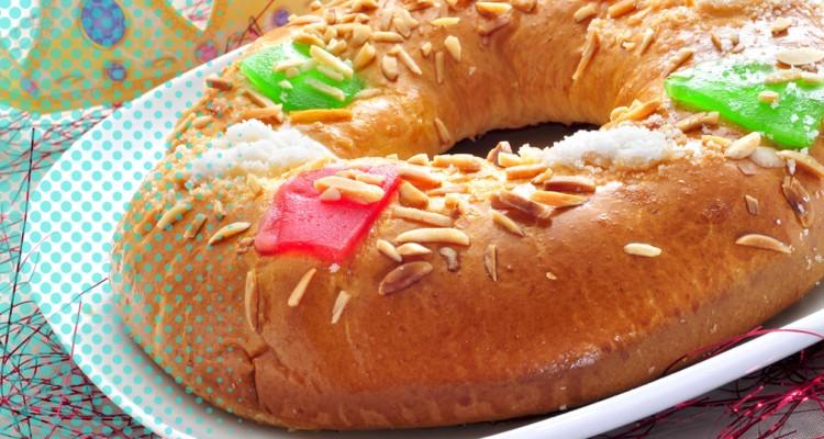 Rosca De Reyes Monito