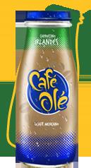 Café Olé Irlandés