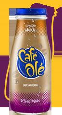 Café Olé Moka Deslactosado