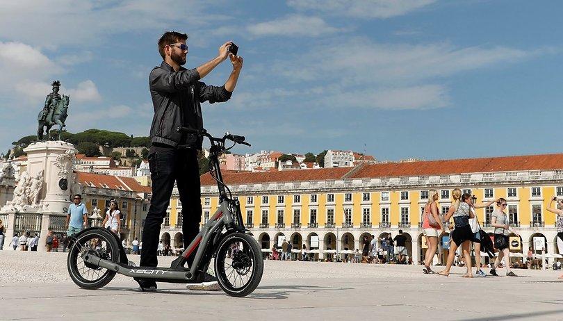 Sí lo tuyo es la movilidad con estilo, chécate el scooter con más clase